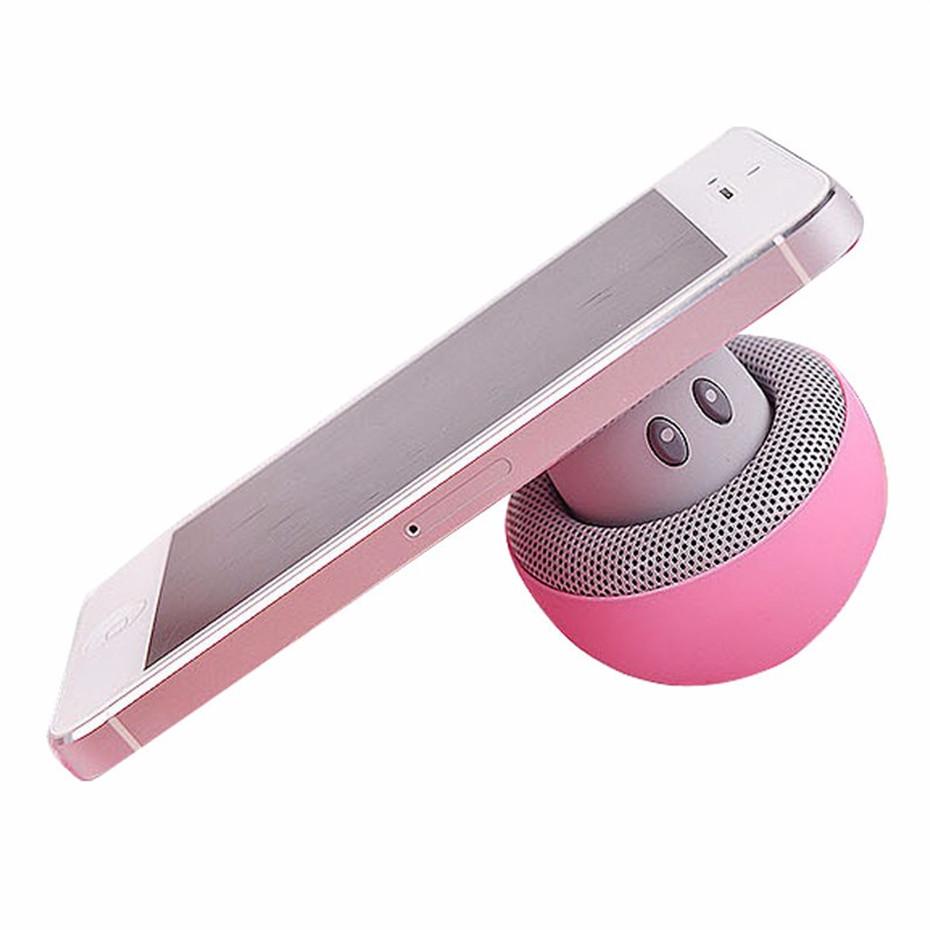 Wireless Mini Bluetooth Speaker Portable Mushroom Waterproof Stereo Bluetooth Speaker for Mobile Phone iPhone Xiaomi Computer PC  (9)