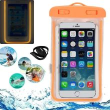 Swimming Phone Case Luminous Glow Waterproof Underwater Pouch Bag Pack Dry Case Cover For Cell Phone Under 5.7 Inch New Arrival