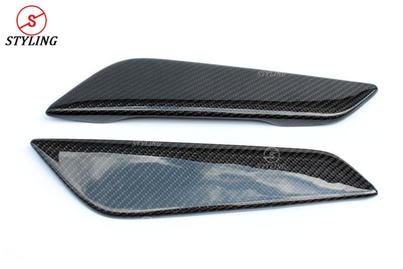YANDEX-G30-Car-Fender-Front-Carbon-Fiber-Side-Air-Vent-Trim-body-parts-for-BMW-5