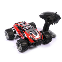 Buy Half-ratio Two-wheel Drive 2.4G Remote Control Car 1:16 Off-road High-speed Vehicle Toy PX Toys 9505 Rally climbing Car Toy for $31.38 in AliExpress store