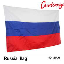 90 x 150 cmCCCP Outdoor Russian Federal Republic russia flags Country Banner High Quality Polyester Russian flag Home Dec NN002(China)