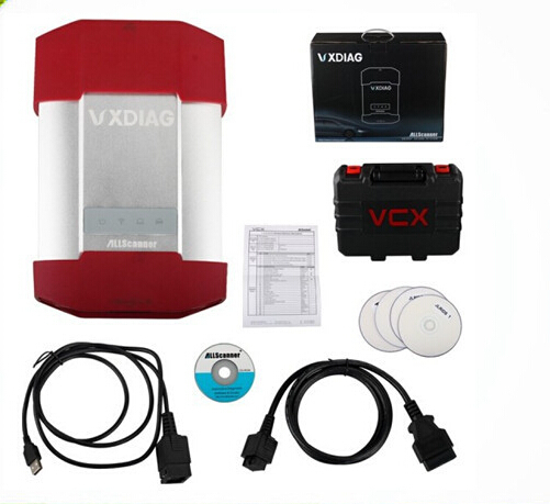 2017 Newest VXDIAG MULTI Diagnostic Tool Support TOYOTA/ HONDA/ LandRover/ Jaguar 4 IN 1 Original Software(China)