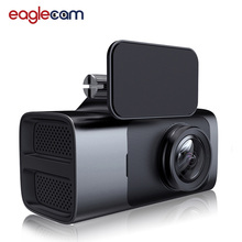 2017 New Wireless Wifi Car DVR Camera Recorder Video DVRS With GPS Super Capacitors Full HD 1080P Night Vision Black Box Dashcam(China)