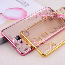 05 3D bling Case for Huawei Ascend Mate 7 Mate7 MT7-TL00 MT7-TL10 MT7-L09 Case Phone Back Cover for Huawei MT7 TL00 TL10 L09