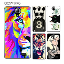 CROWNPRO Lenovo A536 Case Cover Hard PC Fashion Painting Phone Case Lenovo A536 Protective Back Lenovo A536 A 536 A358T Case