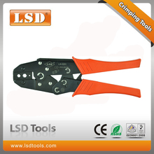 LS-02H Hand tool for coaxial cable connectors RG58, 59, 62 crimpnig pliers High Quality SMA,BNC connectors crimping tool