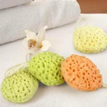 New Arrive eco-friendly baby bath brushes / bath sponge / kids shower sponge products(China)