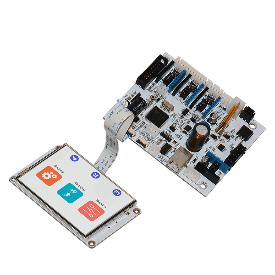 Geeetech GTM32 Mini S MotherBoard & touch screen combo kit