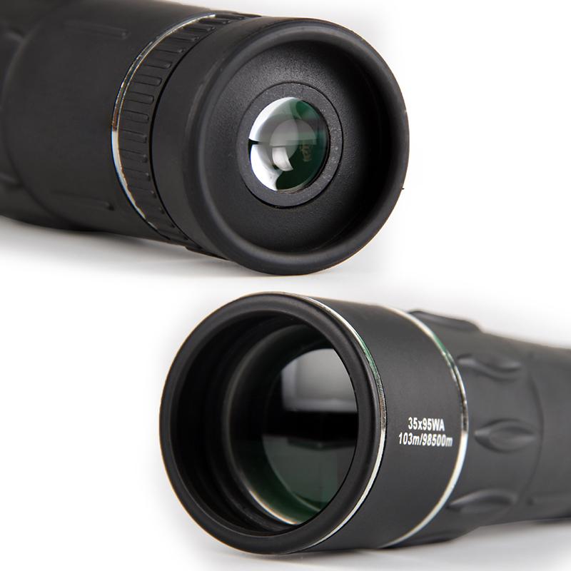 HD Monocular 35X95 10398500m High Power FMC Nitrogen Telescope for Hunting Travel Bird Watching Concert RL38-0009 (6)