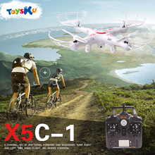 X5C-1  2.4G Dron RC Planes  Quadcopter with 2MP HD Camera  Remote Control Drone  Professional Helicopter  Quadcopter