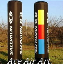 Bueatiful  Electric Staniding inflatable Advertising Pillar/ Inflatable Column for  Outdoor Event, Party