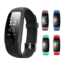 Buy ID107 Plus HR Bluetooth Smart Band Heart Rate Monitor Fitness Tracker Smart Wristband Activity Tracker Bracelet Android IOS for $25.68 in AliExpress store