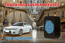 2pcs/lot Mini Car Tracking System GPS Personal Tracker LBS + SMS/GPRS Car GPS Tracker(China)
