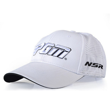 PGM Golf Caps For Men One Size Adjustable Polyester Letter Cap Summer Breathable Male Sports Cap Golf Hat Casquette Gorras(China)