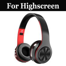 Гарнитура радио Bluetooth наушники набор головок для Highscreen Boost 3 SE EASY F PRO L S Pro XL Fest Pro XL power Five EVO Max 2(China)