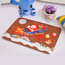 Free Shipping Custom High Grade Thick Soft Flannel Embossing Carpet Living Room Bedroom Doormat Manufacturers Wholesale