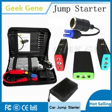 12V Portable Car jump starter for starting gasoline Emergency Car Engine Booster Starting Device Pack Phone Laptop Power Bank