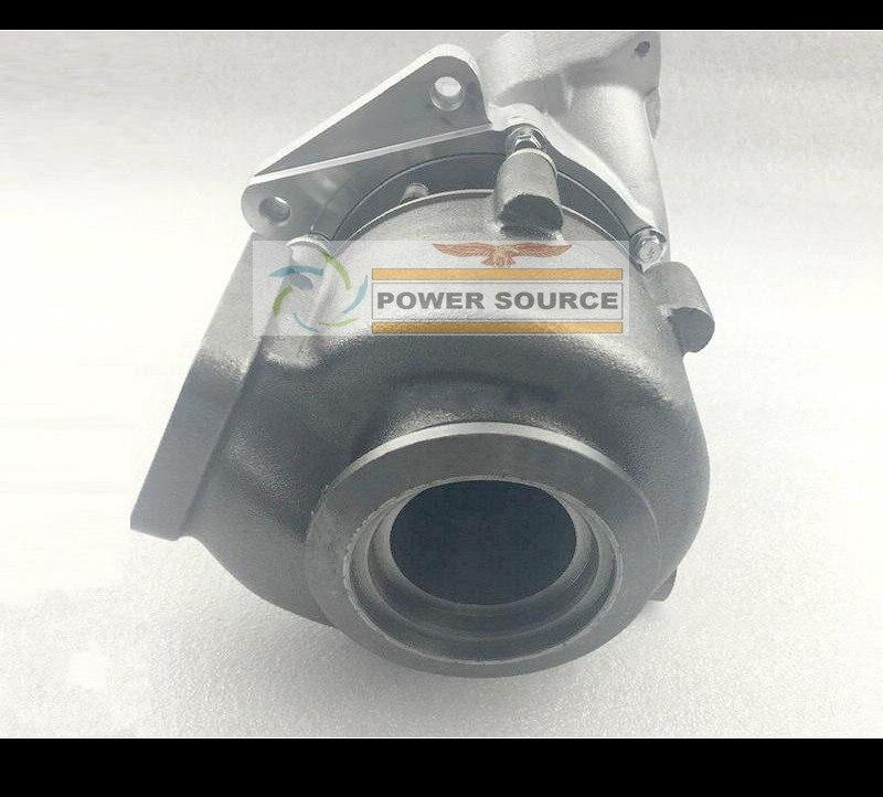 Turbo TF035H 49135-05671 49135-05610 NO Actuator Turbocharger For BMW 120D E87 04- 320D E90 E91 05- M sport M47TU 2.0L  (4)