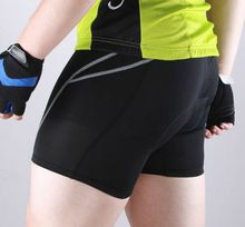 Super Sale! SAHOO Bike Men's Gel Bicycle Cycling Outdoor Shorts Padded Underwear M-XXL(China)