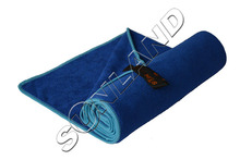 Sunland 100cmx180cm Microfiber Ultra Absorbent Drying Hair Hand Travel Outdoor Camping Gym Workout Towel bath Towel With Bag(China)