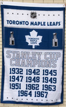 Toronto Maple Leafs Stanley Cup Champs American Outdoor Indoor Baseball College Flag 3X5 Custom USA Any Team Flag(China)