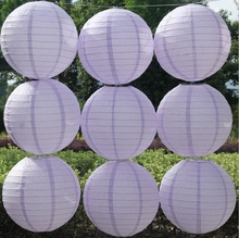 12 inch 30cm Round Chinese Paper Lantern for Birthday Wedding Party Decoration gift craft DIY Wh