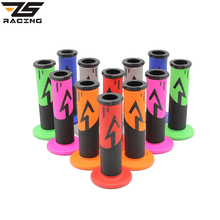 "ZS Racing 7/8"" Motorcycle Hand Grips Handle Bar For Dirt Bike/Pit Bike Used For Motocross Handle Grips(China)"