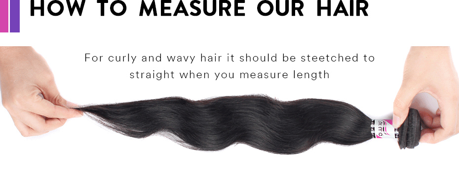 how to measure our hair