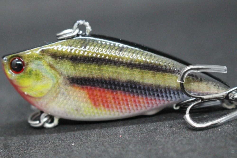 17 wLure Life Like Pattern Fishing Lure with Upgraded Treble Hooks 24