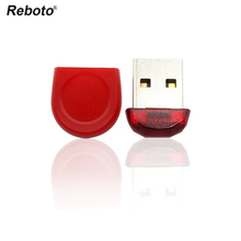 Reboto Super tiny style usb flash drive 4GB 8GB 16GB 32GB pen drive new Mini memory stick 64GB easy to carry pendrive u disk
