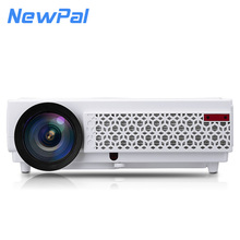 Home Projector Full HD LED 3D Projector 3000Lumens Support 1080P Android Bluetooth System Beamer Home Theater Cinema Proyector