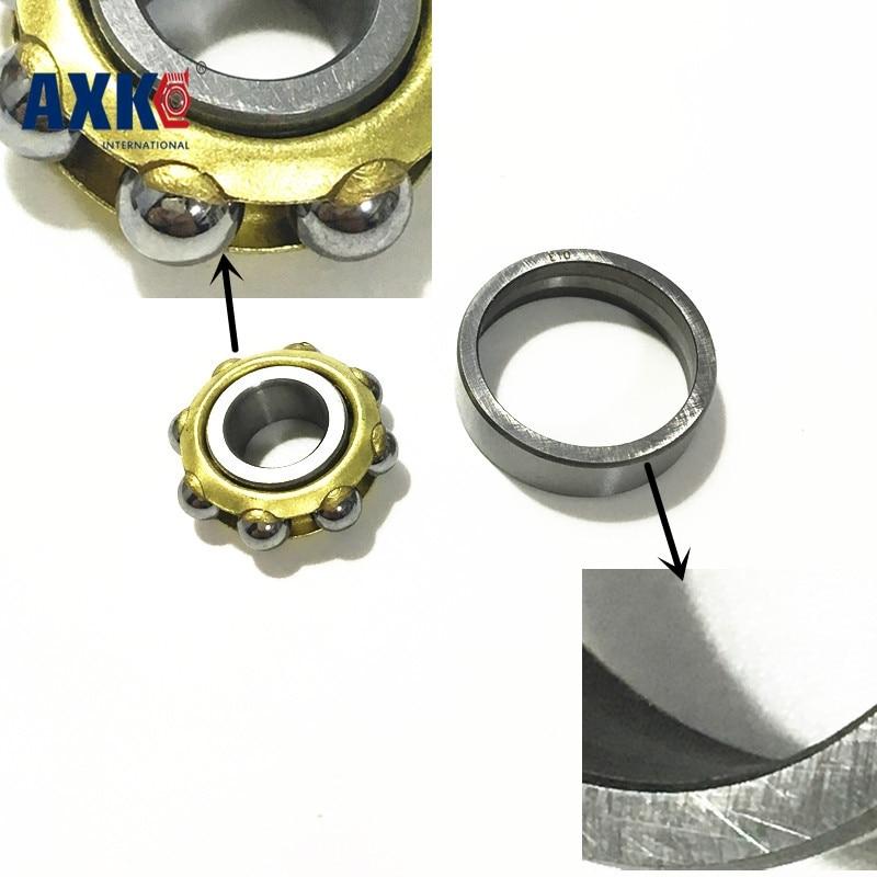 Free shipping E6 FB6 A6 ND6 T6 M6 EN6 N6   magneto angular contact ball bearing6x21x7mm separate permanent magnet motor bearing<br>
