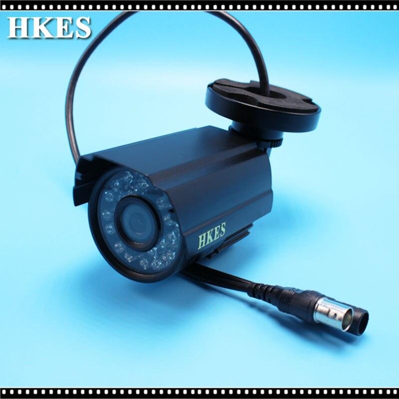 HKES CCTV Waterproof Outdoor Security Camera CMOS 720P Bullet 3.6mm default Lens Infrared Night Vision CCTV Camera AHD Camera<br><br>Aliexpress