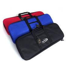 Free Shipping Black Blue Red Color Recurve Bow Case for Bow and Arrow Handle Carrying Waterproof Archery Bow Bag