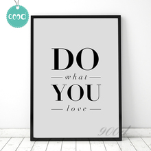 Inspiration Quote Canvas Art Print Painting Poster, Wall Pictures for Home Decoration Print, Wall Decor FA116(China)