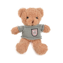 BOHS Plush Teddy Bear in Sweater Stuffed Toys(China)