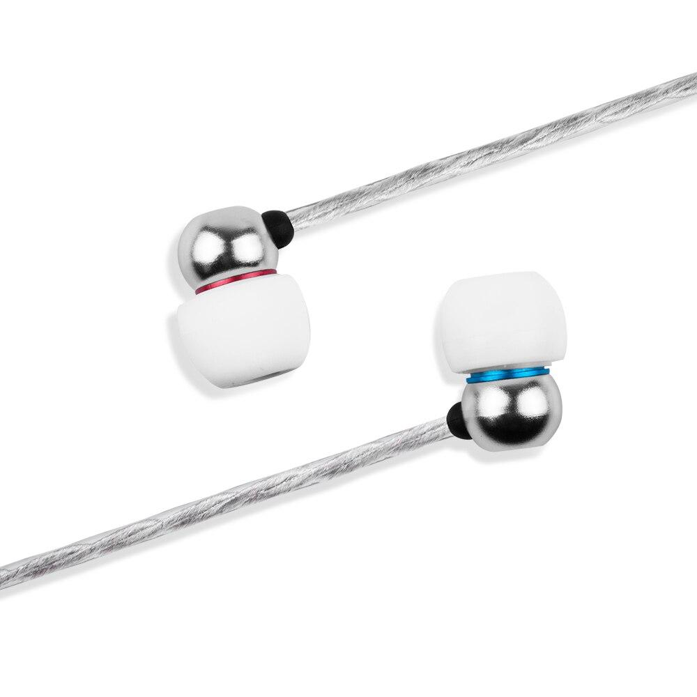 Yinyoo Light 5mm Mini Dynamic Super Bass HIFI Sleeping In Ear Headset Totally In Ear Sleep Earphone<br>
