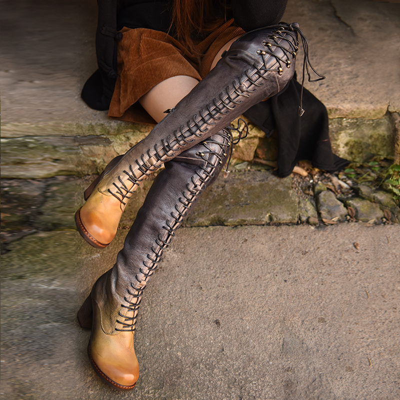 Over the knee boots 2013