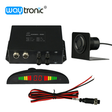 Ultrasonic detection truck reverse parking backup sensor(China)