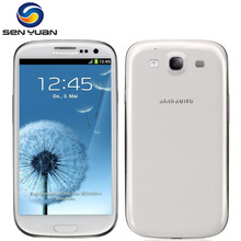 Samsung Galaxy S3 i9300 SIII Mobile Phone Android Cell Phone 8MP Camera 1GB RAM 16GB ROM Andriod S3 phone(China)