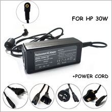 Laptop AC Adapter Battery Charger For Netbook HP 19V 1.58A 30W 493092-002 496813-001 HP-A0301R3 PPPNSW23579 NSW23579