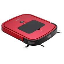 Global First Ultra Slim Body Robotic Vacuum Cleaner, Applied with the Standard Micro USB Charging Plug