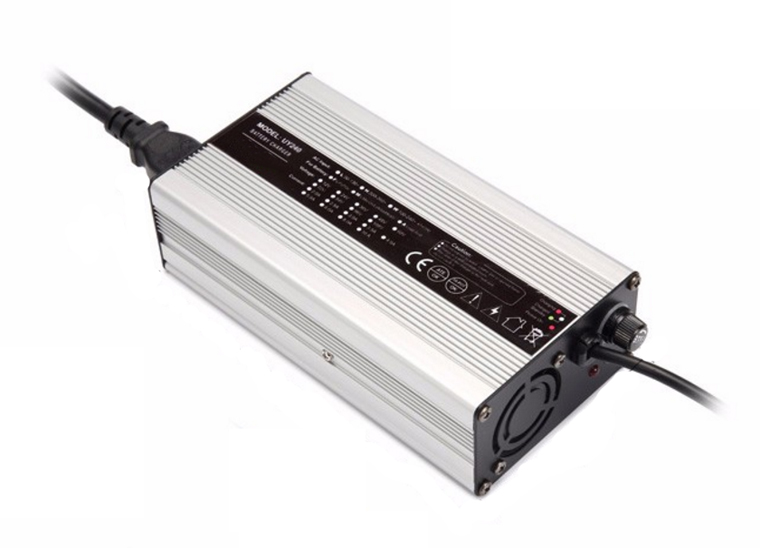 60 volt battery charger