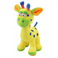 New Arrival baby dolls and baby toy Giraffes toy Cloth dolls WJ198