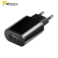 Travel Wall Charger Fast Charge USB Charger Adapter EU Plug Universal Mobile Phone Charger For Xiaomi iPhone 7 Wireless Charger