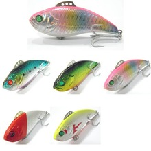Fishing Lure Lipless Trap Crankbait Hard Bait Fresh Water Deep Water Bass Walleye Crappie Minnow Fishing Tackle L102L(China)