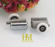 Set of 8 Shower Door Rollers/Wheels/Runners/Pulleys 25mmWheel Diameter