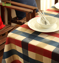 Edinburgh cotton plaid tablecloth table cloth napkins wholesale series cover towels factory direct sales