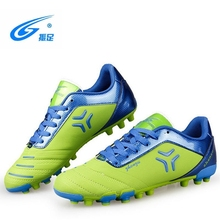Soccer Shoes Outdoor Men Light Weight Mesh Breathable Sneakers Lights Light Brand Trail Shoes AA20150