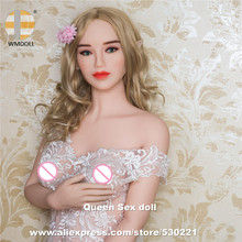 WMDOLL 165cm Top quality Real Doll Silicone Sex Doll Love Dolls Silicon Breast Masturbator Sexy Toys For Men